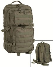 US Assault Pack large Molle, Rucksack, Wandern, Outdoor, Military, Camping -NEU-