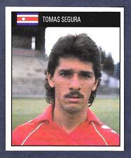ORBIS 1990 WORLD CUP COLLECTION-#307-COSTA RICA-TOMAS SEGURA