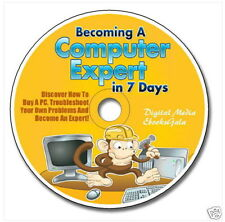 Learn How To Repair A Computer in 7 Days Like An Expert - Ebook on CD