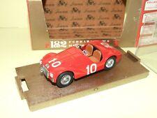 FERRARI 125 S 1947 Rouge BRUMM R182