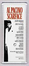SCARFACE movie poster large fridge magnet - AL PACINO - COOL !
