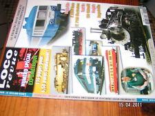 Loco Revue n°690 X2800 bleu CC7100 150 Y Wagon R20