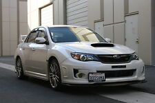 SUBARU STI WRX Bottom Line BODY KIT, labbra, Splitter, Gon na Laterale Berlina / BERLINA 2011