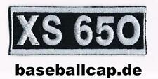 Patch Aufnäher Nr.3   XS 650   Colour Aufnäher Patches Embleme