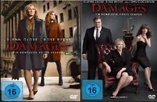 Damages 3 + 4 Staffel/Season komplett - 2 Boxen - 6 DVDs - NEU