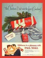 PALL MALL - Vintage Ad Fridge Magnet