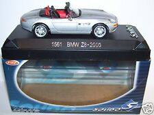 OLD SOLIDO BMW Z8 GRIS METAL REF 1561 IN BOX