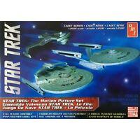 Star Trek Motion Picture Scale Model Kit Set Includes USS Enterprise