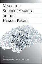 Magnetic Source Imaging of the Human Brain, , Very Good Book