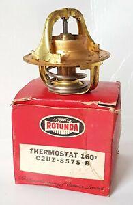 Thermostat 160 Deg Comet Falcon Fairlane Meteor Econoline Rotunda Autolite Ford