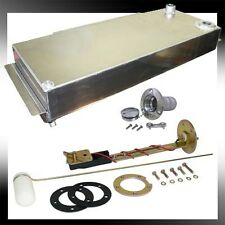 1947 - 1953 Chevy Truck and GMC Truck 19 Gallon Aluminum Fuel Tank Kit, Bed Fill