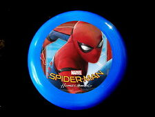 Spiderman -8 Mini Flying Disks -Party Favors Loot superhero Toys Prizes Disc