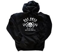 Das Böse kommt von selbst-um das Gute muss man kämpfen Wikinger T-Shirt S-3XL