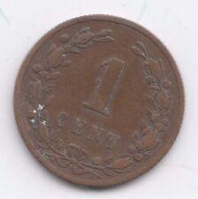Netherlands 1 Cent 1878