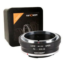 K&F Concept FD - EOS-M Adapter Canon FD FL NFD Lens to Canon EOS-M (KF06.138)