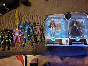McFarlane DC Multiverse THE MERCILESS Dark Nights Metal BAF figure