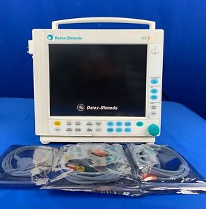 GE Datex Ohmeda S5 Monitor with Co2 Module