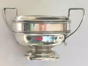 Grecian Style Imperial E.P.N.S. hard soldered Sugar Bowl 30380