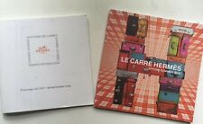 825a117c1ba8 Le Carre Hermes Spring Summer 2009 Scarf Catalog Booklet + History English