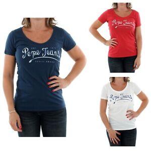PEPE JEANS Mujer Camiseta Top Polo TS 23115