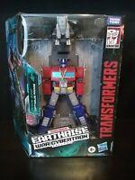 Transformers War For Cybertron Earthrise Leader OPTIMUS PRIME Figure HASBRO MIB