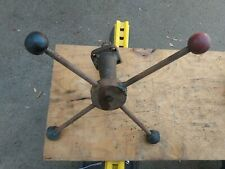 Lathe 6 Position Tailstock Turret Parts As It Craftsman Atlas Logan South Bend