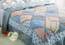 Laura Ashley Patchwork Decorative Throws