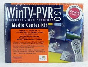 WinTV-PVR 150 by Hauppauge Media Center Kit