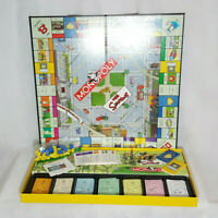Simpsons Monopoly 2001 Welcome to Springfield Parker Brothers Complete