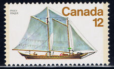 Canada #744(5) 1977 12 cent Sailing Vessels - PINKY MNH