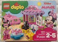 LEGO Duplo Disney Minnie's Birthday Party 10873 Building Set Girls Retail Box