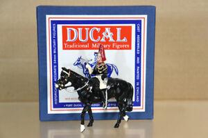DUCAL M24 ROYAL HORSE GUARD The BLUES & ROYALS MOUNTED FARRIER oa