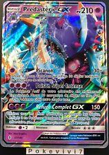Carte Pokemon PREDASTERIE 57/145 Holo GX Soleil et Lune 2 SL2 FR NEUF