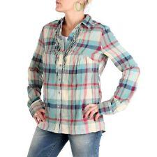 Camisas y tops de mujer blusa de color principal multicolor talla S