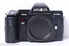 Minolta Maxxum 7000 35mm Film Camera Body Only