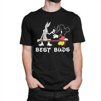 Bugs Bunny and Mickey Mouse 'Best Buds' T-Shirt, Looney Tunes, All sizes