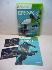 Brink Special Edition Microsoft Xbox 360, 2011 Games Gaming