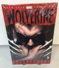 MARVEL WOLVERINE SABRETOOTH Hardcover HC by Jeph Loeb - NEW MSRP $40