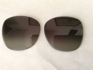 New Authentic Gucci GG0649SK 58mm Replacement Lenses Brown/Gradient