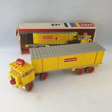 Lego Classic Vehicle - 335 Cargo Transport Truck