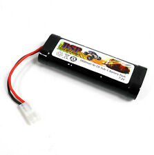 BSP RC Electric 7.2v 1800mah Ni-CD Rechargeable Battery Pack Tamiya Compatibe