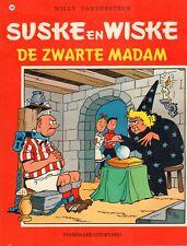 SUSKE EN WISKE 140 - DE ZWARTE MADAM