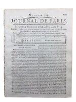 Révolte des esclaves 1791 Colonie Saint Domingue Blanchelande Émigrés Noailles