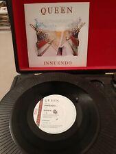 """Queen – Innuendo Vinyl 7"""" P/S Single Parlophone QUEEN 16 1991"""