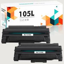 2PK Compatible for Samsung MLT-D105L ML-1915 ML-2545 ML-2525 ML-2525W SCX-4623F