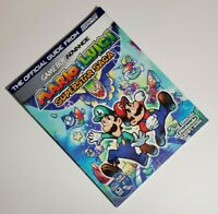 Mario & Luigi Superstar Saga Official Players Guide by Nintendo Game Boy Advance