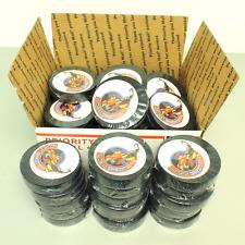 Black Hockey Tape - 18 Rolls - Super Fall Sale! Hockey Joe Brand hockey tape