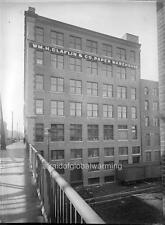 Photo. 1902. Boston, MA.  WM. H. Claflin & Company Paper Warehouse