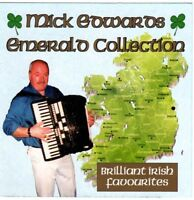 Mick Edwards CD Emerald Collection All Accordion 29 Brilliant Tunes