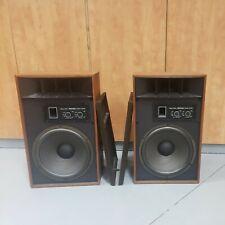 Vintage Pair of Realistic Mach One 1 Speakers 3-Way Loudspeakers Excellent  #1
